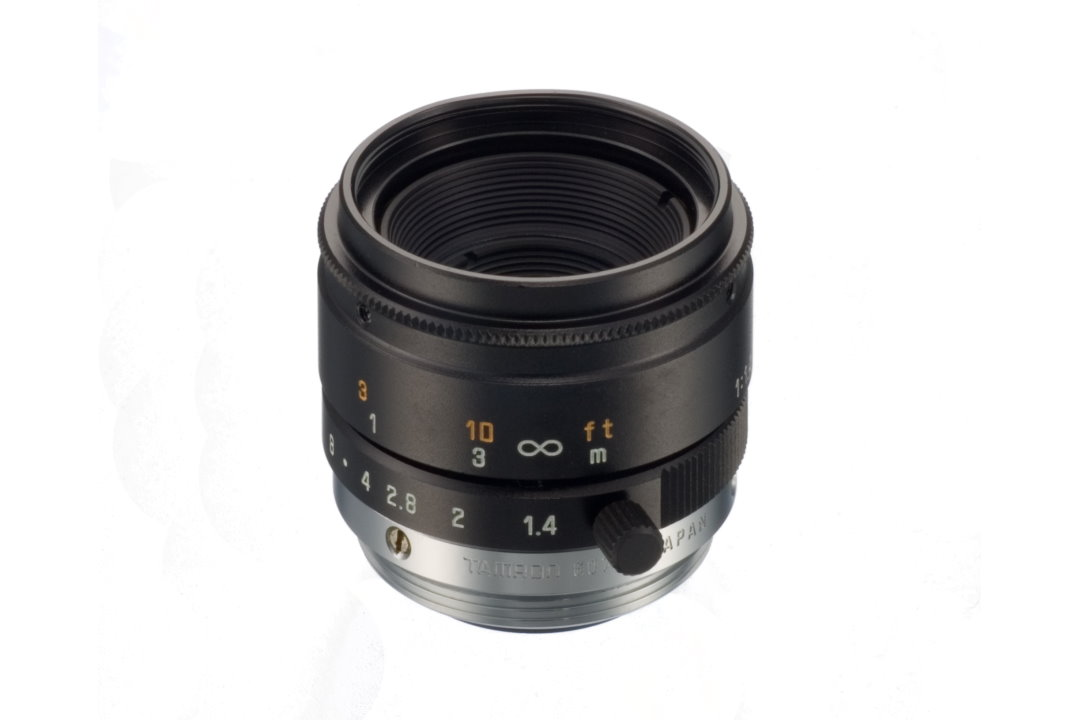 Tried and true 25 mm Machine Vision Lens for 2/3-inch Imagers