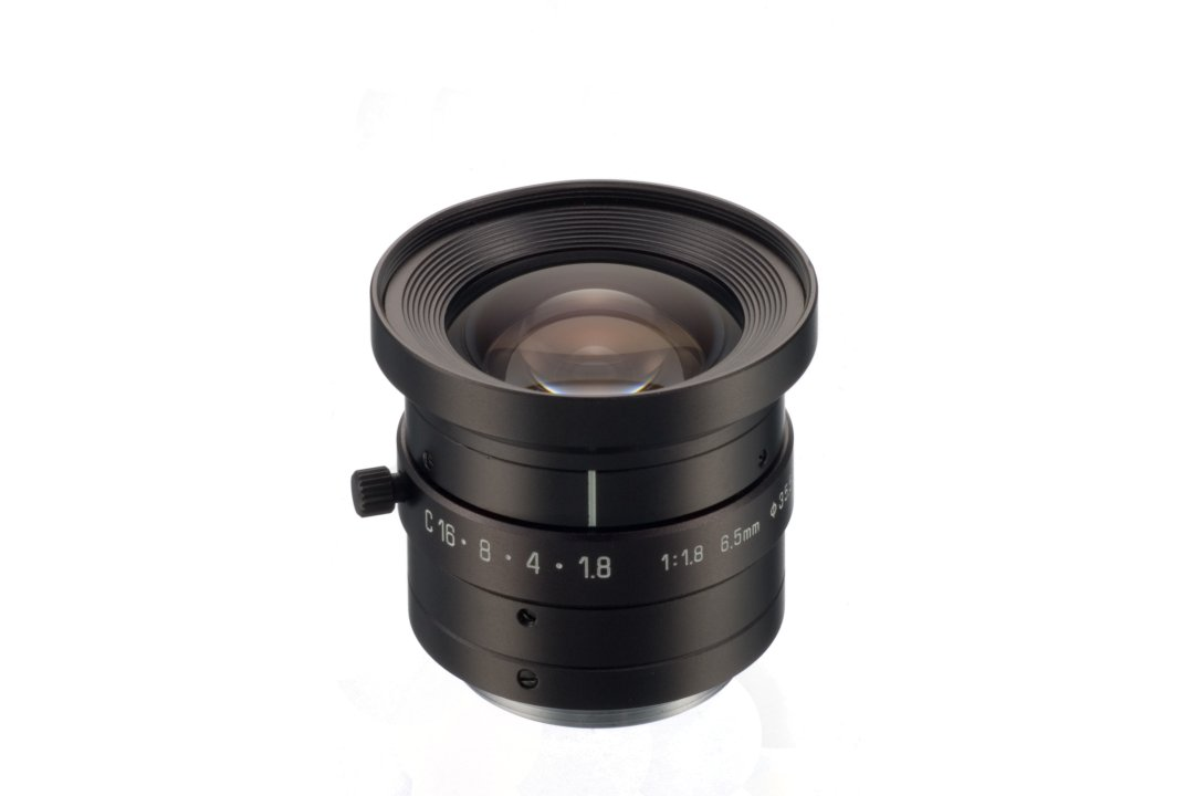 Tried and true 6.5 mm Machine Vision Lens for 2/3-inch Imagers