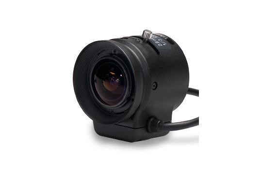2.8 mm IR-Corrected CCTV Lens with DC Auto-Iris and CS-Mount